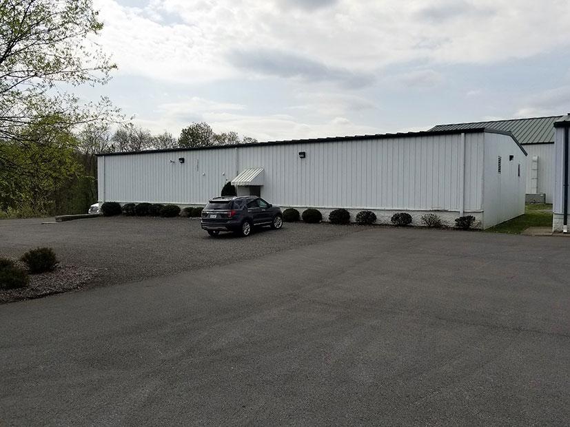 Warehouse at 221 Everhart Drive